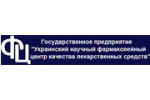 Ukrainian scientifi c pharmacopoeial center for quality of medicines