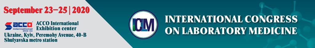 International Congress on Laboratory Medicine 2020
