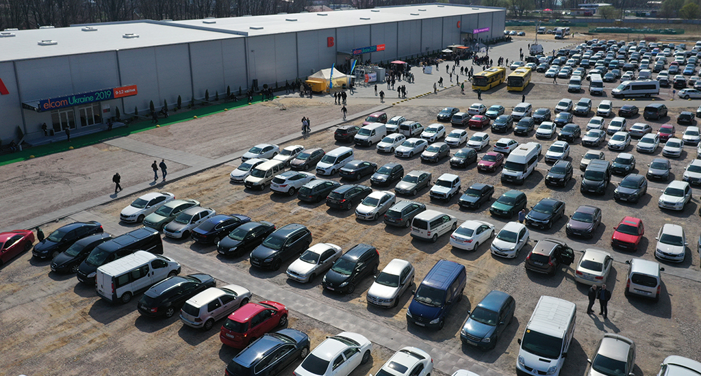 KyivExpoPlaza Exhibition Center
